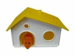 Клетки и домики  - Два домика для грызунов Triol и  Дарелл, 0