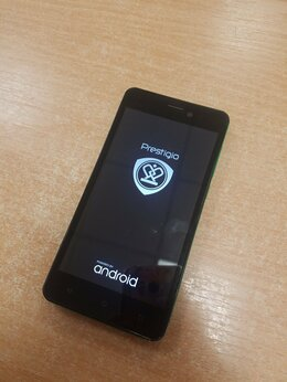 Мобильные телефоны - Телефон Prestigio Wize N3, 0