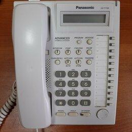 Проводные телефоны - Телефон PANASONIC , 0