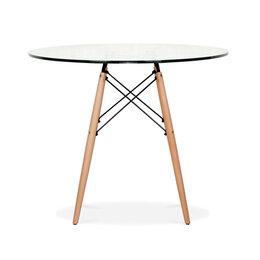 """Столы и столики - Стол """"Eames glass"""", 0"""