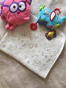 Покрывала, подушки, одеяла - Плед и игрушки для малыша, 0