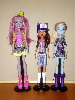 Куклы и пупсы - Куклы монстер хай, 0