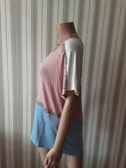 Блузки и кофточки - Туника вискоза единый…, 0