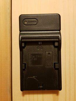 Зарядные устройства для стандартных аккумуляторов - Зарядка для аккумулятора canon LP-E6, 0