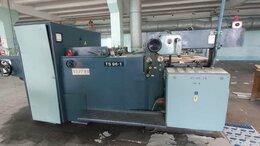 Полиграфическое оборудование - Штанцевальный автомат KAMA TS 96-1, 0