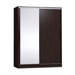 Шкафы, стенки, гарнитуры - Шкаф-купе зеркало/лдсп Strike 1600, 0