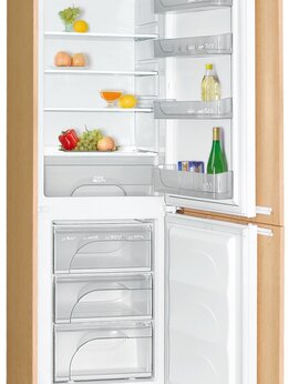 Холодильники - Встраиваемый холодильник ATLANT ХМ 4307-000, 0