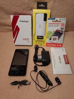 Мобильные телефоны - Смартфон Prestigio, 0