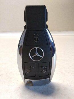 Система безопасности  - Ключ от Mercedes-Benz 100% оригинал, 0