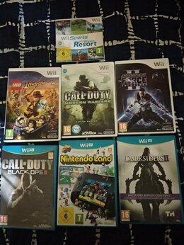 Игры для приставок и ПК - Игры для Wii U и для Wii, 0