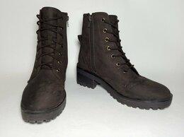 Ботинки - Ботинки «F&F».  UK – 6 или 39 по стельке 25 см., 0