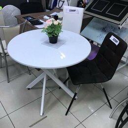 Столы и столики - Стол кухонный белый , 0