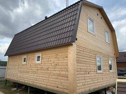 Готовые строения - Строительство домов и бань из бруса, 0