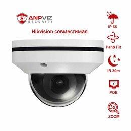 Камеры видеонаблюдения - PTZ POE IP-видеокамера Anpviz IPZ-Z25203ST. Новая, 0