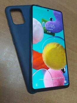 Мобильные телефоны - Смартфон Samsung Galaxy A51, 0