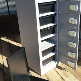 Мебель для учреждений - Шкаф депозитный, 0