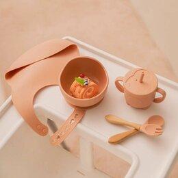 Посуда - Новый комплект силиконовой посуды 5шт.…, 0