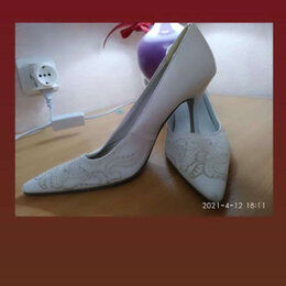 Туфли - Свадебные туфли , 0