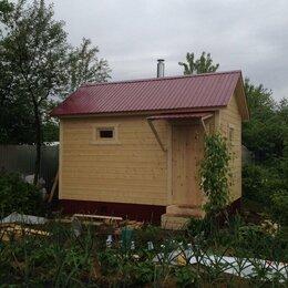 Готовые строения - Каркасная баня 2*4, 0