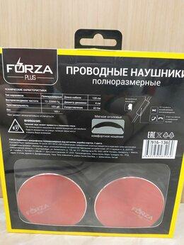 Наушники и Bluetooth-гарнитуры - Проводные наушники Forza, 0