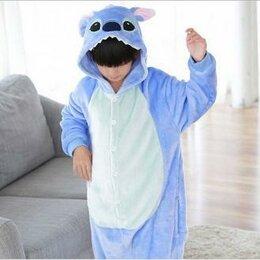 Кигуруми - Пижама кигуруми Стич, детский, 110-120 см, 0