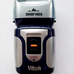 Электробритвы мужские - Электробритва Vitek vt-1372 SR sharp rock, 0