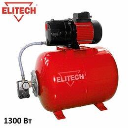 Насосы и комплектующие - Насосная станция Elitech САВ 1300Ч/50 E0801.005.00, 0