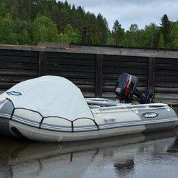 Прочие принадлежности - лодка нднд гладиатор 350 мотор меркури (18), 0