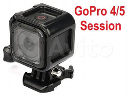 Аксессуары для экшн-камер - Рамка для GoPro 4/5 Session, 0
