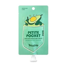 Увлажнение и питание - Крем с экстрактом авокадо Berrisom Petite Pocket Avocado Moisture Cream , 0