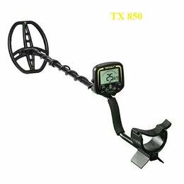 Металлоискатели - Металлоискатель TX 850, 0
