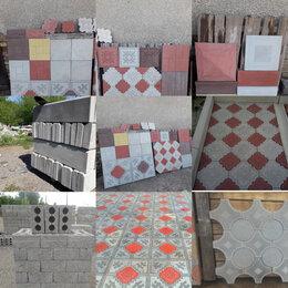 Рабочий - Производитель тротуарной плитки, брусчатки,блоков, 0