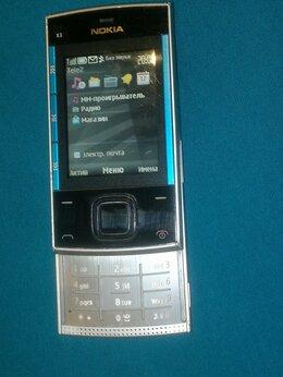 Мобильные телефоны - Nokia X3-00 нокиа х3 музыкальный радио работает…, 0