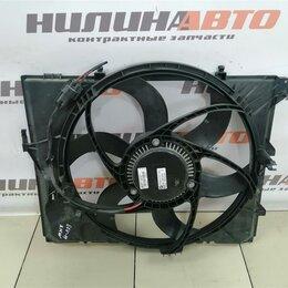 Двигатель и топливная система  - Вентилятор охлаждения БМВ Е90 Z4 E89,3 E90 E91,X1, 0