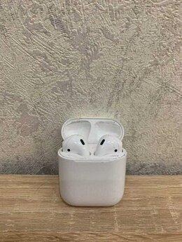 Наушники и Bluetooth-гарнитуры - Apple AirPods 1 Б/У (ОРИГИНАЛ), 0