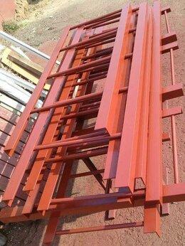 Лестницы и элементы лестниц - Стремянка С1-02 (H=1200) Лестница стальная (4…, 0