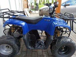 Мототехника и электровелосипеды - Электро Квадроцикл ATV 500, 0