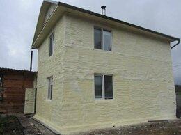 Архитектура, строительство и ремонт - Утепление дома пенополиуретаном (ППУ), 0