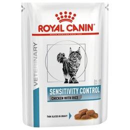 Корма  - Royal Canin Sensitivity Control Chicken Rice в…, 0