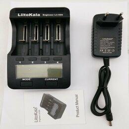 Зарядные устройства и адаптеры питания - Зарядное Smart устройство Liitokala Lii-500, 0