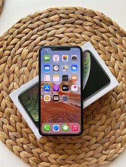 Мобильные телефоны - iPhone XS MAX 64GB Space Gray, 94% АКБ. (без…, 0