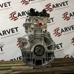 Двигатель и топливная система  - Двс G4FC Hyundai / Kia 1.6л. 123-126 лс, 0