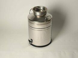 Бочки, кадки, жбаны - Нержавеющий бидон 50 литров, 0