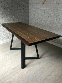 Столы и столики - Стол дизайнерский в стиле лофт индастри, 0