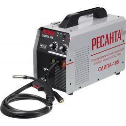 Сварочные аппараты - Сварочный полуавтомат САИПА165 Ресанта , 0
