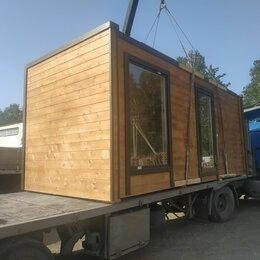 """Готовые строения - Мобильная Баня """"Акватория"""" 6 м, 0"""