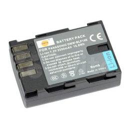 Аккумуляторы - Аккумулятор Panasonic Dste DMW-BLF19E 2200mAh, 0