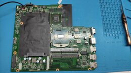 Аксессуары и запчасти для ноутбуков - Материнская плата LZ3A для ноутбука Lenovo…, 0
