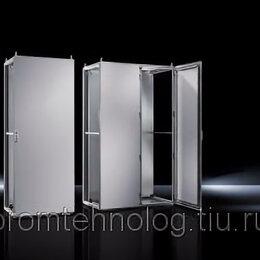 Коллекторные шкафы - 8215500 TS Шкаф 1200x1200x500 c МП, RAL7035 риттал, 0