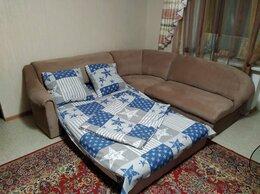 Диваны и кушетки - Угловой диван с креслом, 0